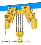 Электрический ворот 10 тонн с беспроволочным дистанционным управлением