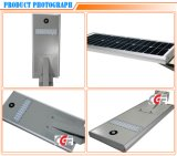 300W 고성능 에너지 절약 Dimmable LED 태양 가로등 주거