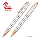 Nouvelle arrivée Logo personnalisé imprimer haut de gamme de plume stylo en métal