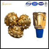 Indústria da perfuração de rocha bits de broca Tricone de 6 polegadas TCI