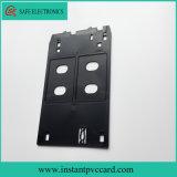 Bandeja de cartão da identificação do PVC do Inkjet para a impressora Inkjet de Canon IP7130