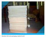 Doppia pellicola rivestita di silicone laterale