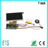 Precio barato de 1024x600 HD/TFT IPS Módulo de tarjeta de vídeo