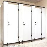 Handelsöffentlichkeits-Arbeitskarte-Toiletten-Zelle-Systeme mit angezeigtem Verschluss