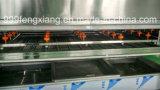 Machine à laver élevée de fruits et légumes du jet Dup-5000