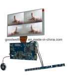HDMIの入力16:9 8インチVGAのモジュール