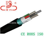 연결관 옥외 광학 섬유 케이블 Gydts 96 코어 또는 컴퓨터 케이블 또는 데이터 케이블 또는 커뮤니케이션 케이블