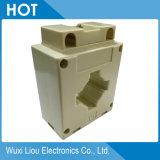 600A : centre 5A par le transformateur de courant Lo-Mc40I