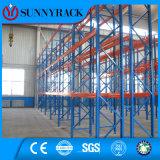 Racking resistente da pálete para o armazém industrial