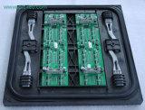 Los paneles al aire libre de P10mm LED con los altos módulos de acceso frontal del brillo DIP346