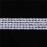 AAの品質2mmの米の形の自然な淡水の真珠はネックレスのブレスレットのための宝石類DIYに玉を付ける