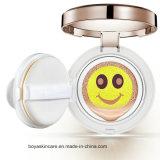 Het Hydrateren van de hoge Vochtigheid Stichting van de Make-up van 2 Kleuren van het Kussen van de Lucht de Compacte