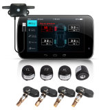 Gummireifen-Druck-Monitor-System Navigation USB-androides TPMS