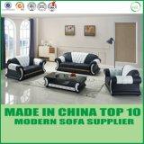 Modernes Wohnzimmer-Schnittsofa-Leder-Sofa