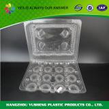 Коробка упаковки еды кристально чистый сопротивления утечки