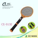 3 capas del mosquito de la raqueta anti recargable de la matanza con la antorcha del LED