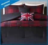 UK Flag Design Roupa de cama de microfibra impressa