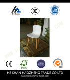 Hzpc118 cristal sólido de madera reforzado con fibra de plástico Silla Pie