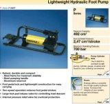 Enerpac 유압 경량 유압 발로 밟는 공기 펌프 (P-392FP)