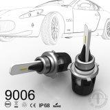 B6 faro dell'automobile 9006 Hb4 LED con migliore qualità della turbina 24W 3600lm