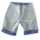 Los hombres de nuevo diseño de moda casual pantalones cortos (CFJ008)