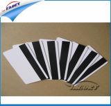 Design livre de cartões de plástico com tarja magnética