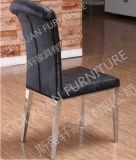 Klassische Edelstahl PU des Stuhl-2015, die das Stuhl-Form-Wohnzimmer speist Stuhl (CY316, speist)