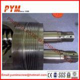 Bimetallischer konischer Schrauben-Zylinder für Gummimaschine