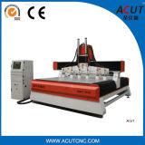 Mult-Köpfe Holzbearbeitung CNC-Fräser-Maschine mit SGS-Cer