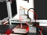 Máquina de posicionamento visual para tornar a máquina de fazer uma caixa rígida sem fita de canto