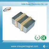 Leistungsfähiger Neodym-Block-Magnet der seltenen Massen-N45
