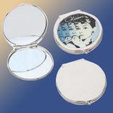 Miroir en aluminium de maquillage (M141)