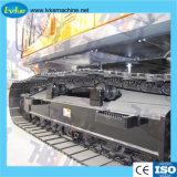 9ton YuchaiまたはCummins Engineが付いている油圧クローラー掘削機か坑夫