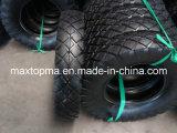 Pneumatico della carriola della gomma della riga della barra di rotella di Maxtop senza odore difettoso