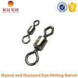 Rodada de rolamento de diamante e diamante com boa força e estabilidade