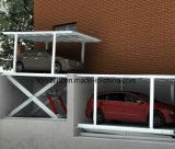 Voiture de garage en sous-sol de levage avec CE