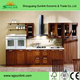 2016 Meubles en bois de nouvelle conception Cabinet de cuisine en gros Cabinet Portes