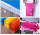 L'emballage exprès de courier de plastique d'usine de la Chine met en sac l'enveloppe d'annonce