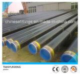 3PE de Pijpen van het Staal van de Pijpleiding van de deklaag met Plastic GLB