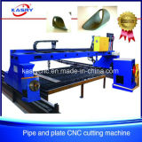 2 in 1 Gantry Steel Plate Tubes CNC Plasma Flame Cutting Machine