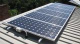 Panneau solaire de silicium monocristallin de 155 watts (TUV, CE)