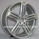 Rodas clássicas da liga de alumínio do carro da borda do golfe da réplica da VW