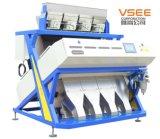 Trieuse de /Optical de trieuse de couleur d'avoine de machine de transformation des produits alimentaires de Vsee RVB