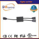 630W Dimmable 전자 밸러스트 315W CMH 전구는 디지털 Spiltter를 가진 가벼운 장비를 증가한다