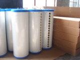De vacuüm Collector van het Verwarmingssysteem van het Hete Water van de Zonne-energie van de Buis met Verwarmer van het Water van de Boiler de Zonne