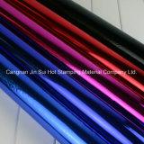 Lámina para gofrar caliente para la insignia sobre el vidrio de madera plástico de papel de la cerámica del metal de la tela