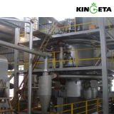 Centrale elettrica del gassificatore della Multi-Co-Generazione di pirolisi di Kingeta
