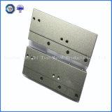 El CNC trabajó a máquina la parte hecha en piezas del aluminio de China