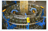 Tube circulaire à grande vitesse pour sac en maille (S-WYJ-4 / 750G)