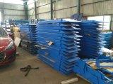 4000kg het Opzetten van de oppervlakte de Lagere Liften van de Auto van de Schaar van de medio-Stijging